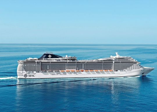 19-Day Sensational Expedition to New York | MSC Divina | MSC
